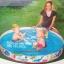 สระขอบตั้งของเด็กเล่น ลายทะเล ขนาด 152 ซม. thumbnail 1