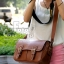 Retro Leather Big size Bag (CB-005) thumbnail 1