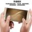 (039-095)ฟิล์มกระจก Huawei P9 Plus รุ่นปรับปรุงนิรภัยเมมเบรนกันรอยขูดขีดกันน้ำกันรอยนิ้วมือ 9H HD 2.5D ขอบโค้ง thumbnail 9