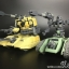 MS-06V Zaku Tank E.F.S.F 1/100 [Motor King] thumbnail 3