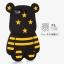(013-006)เคสมือถือ Case Huawei Honor 4C/ALek 3G Plus (G Play Mini) เคสนิ่มตัวการ์ตูนกระต่ายและหมี 3D thumbnail 11