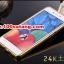 (025-138)เคสมือถือวีโว Vivo X5 Pro เคสกรอบโลหะพื้นหลังอะคริลิคเคลือบเงาทองคำ 24K thumbnail 8