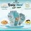 MB Guarantee Baby Hand Nail Mask ถุงมือมาร์คบำรุง มือ+เล็บ ลดรอยเหี่ยว เล็บแข็งแรง ลอกเซลผิว thumbnail 4