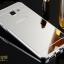 (025-118)เคสมือถือซัมซุง Case Samsung A9 Pro เคสกรอบโลหะพื้นหลังอะคริลิคแวววับคล้ายกระจกสวยหรู thumbnail 6