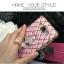 (442-009)เคสมือถือซัมซุง Case Samsung A8 เคสนิ่มใสขอบชุบแววลายโมเสคแก้ว thumbnail 2