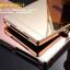 (025-112)เคสมือถือโซนี่ Case Sony Xperia Z1 เคสกรอบโลหะพื้นหลังอะคริลิคแวววับคล้ายกระจกสวยหรู thumbnail 1