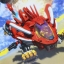 D-Style ZOID Blade Liger Red Color Ver. [Momoko] thumbnail 1