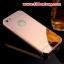 (025-162)เคสมือถือไอโฟน case iphone 5/5s เคสกรอบโลหะพื้นหลังอะคริลิคเคลือบเงาทองคำ 24K thumbnail 9