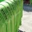 เสื้อคนงานก่อสร้าง สีเขียวตอง thumbnail 1