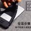 (459-001)เคสมือถือไอโฟน case iphone 5/5s/SE เคสกันกระแทกหน้าหลังยืดหยุ่นทรงสวยๆ thumbnail 3