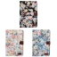 Peony Pattern Denim Case Samsung Galaxy Note 10.1 P600 (2014 Edition) thumbnail 7