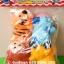 ตุ๊กตายางบีบของเด็กเล่น ลิง วัว เสือ หมี thumbnail 2