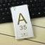 (291-027)เคสมือถือ Case OPPO F1 (A35) เคสนิ่มใสบางพื้นจุดกันรอยนิ้วมือ thumbnail 1