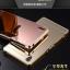 (025-117)เคสมือถือโซนี่ Case Sony Xperia Z5 เคสกรอบโลหะพื้นหลังอะคริลิคแวววับคล้ายกระจกสวยหรู thumbnail 1