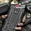 (002-016)เคสมือถือซัมซุงกาแล็คซี่เอส 5 Samsung Galaxy Case S5 เคสกันกระแทกแบบเหน็บเอว thumbnail 1