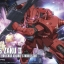 Char Aznable`s Custom Zaku II (THE ORIGIN) (HG) thumbnail 1