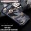 (385-047)เคสมือถือไอโฟน 4/4s Case iPhone เคสนิ่มกรอบหลังพลาสติกแข็งลายพรางกันกระแทก thumbnail 8