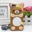 (006-032)เคสมือถือไอโฟน case iphone 5/5s/SE เคสนิ่มตัวการ์ตูนน่ารักๆ สไตล์ 3D หลากหลายรูปแบบ thumbnail 18