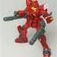 HGBF 1/144 Gundam Amazing Red Warrior thumbnail 5