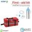 First - aid kit Hospro - กระเป๋ายา พร้อมชุดถังออกซิเจน ( ไม่มีอุปกรณ์ ) thumbnail 1