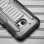 (002-136)เคสมือถือ HTC 10 เคสนิ่ม+พื้นหลังประกบแบบพลาสติก+มีขาตั้ง+ที่เหน็บเอวสไตล์กันกระแทก thumbnail 5
