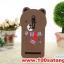 (025-025)เคสมือถือ Asus Zenfone2(5.5นิ้ว) เคสนิ่ม 3D Brown & Cony thumbnail 10