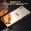 (025-117)เคสมือถือโซนี่ Case Sony Xperia Z5 เคสกรอบโลหะพื้นหลังอะคริลิคแวววับคล้ายกระจกสวยหรู thumbnail 2