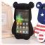 (013-006)เคสมือถือ Case Huawei Honor 4C/ALek 3G Plus (G Play Mini) เคสนิ่มตัวการ์ตูนกระต่ายและหมี 3D thumbnail 6