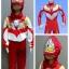 Ultraman Tiga - อุลตร้าแมนทีก้าแปลงได้ 3 ร่างค่ะ ชุดนี้เป็นร่างของ Power Type (งานลิขสิทธิ์) 3 ชิ้น เสื้อ กางเกง & หน้ากากให้คุณหนูๆ ได้ใส่ตามจิตนาการ ผ้ามัน Polyester ใส่สบายค่ะ หรือจะใส่เป็นชุดนอนก็ได้ค่ะ thumbnail 1
