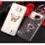 (พร้อมส่ง)เคสมือถือซัมซุง Case Note5 เคสพลาสติกแข็งใสประดับคริสตัลลายสวยๆ สไตล์ 3D thumbnail 6
