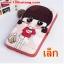 (พร้อมส่ง)เคสมือถือแบบกระเป๋าลายการ์ตูนน่ารักๆ เหมาะกับโทรศัพท์ที่มีขนาดไม่ใหญ่กว่า iPhone 5/5s thumbnail 21