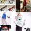 แว่นตาแฟชั่น เกาหลี EWK003 กรอบดำ ขาสีดำ thumbnail 2
