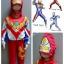 Ultraman Dyna - อุลตร้าแมนไดน่าแปลงได้ 3 ร่างค่ะ ชุดนี้เป็นเซ็ทสีแดง น่าจะเป็น Strong type (งานลิขสิทธิ์) 3 ชิ้น เสื้อ กางเกง & หน้ากาก แบบใหม่ มีไฟ มีเสียงด้วยน๊าให้คุณหนูๆ ได้ใส่ตามจิตนาการ ผ้ามัน Polyester ใส่สบายค่ะ หรือจะใส่เป็นชุดนอนก็ได้ค่ะ thumbnail 1