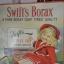 ป้ายอีนาเมล swift's borax ป้ายเก่าusa thumbnail 2