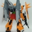HG SEED 1/100 Blaze Zaku Phantom orange thumbnail 3