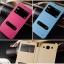 (388-087)เคสมือถือซัมซุง Case Mega 5.8 เคสพลาสติกฝาพับ PU เปิดด้านข้างโชว์หน้าจอ thumbnail 1