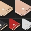 (390-031)เคสมือถือ Case Huawei P9 เคสพลาสติกขอบชุบเงาแววหรูหรา thumbnail 1