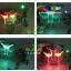 (333-001)โลโก้ 3D โลหะติดรถยนต์มีไฟ LED พลังงานแสงอาทิตย์ thumbnail 8