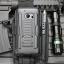 (002-136)เคสมือถือ HTC 10 เคสนิ่ม+พื้นหลังประกบแบบพลาสติก+มีขาตั้ง+ที่เหน็บเอวสไตล์กันกระแทก thumbnail 1