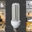 LED Corn E27 9W thumbnail 3