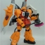HG SEED 1/100 Blaze Zaku Phantom orange thumbnail 4