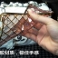 (442-009)เคสมือถือซัมซุง Case Samsung A8 เคสนิ่มใสขอบชุบแววลายโมเสคแก้ว thumbnail 5