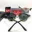 แว่นกันแดด RayBan RB4246 Clubround 901 51-19 3N <ดำ> thumbnail 9