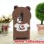 (025-025)เคสมือถือ Asus Zenfone2(5.5นิ้ว) เคสนิ่ม 3D Brown & Cony thumbnail 11