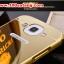 (025-132)เคสมือถือซัมซุง Case Mega 5.8 เคสกรอบโลหะพื้นหลังอะคริลิคเคลือบเงาทองคำ 24K thumbnail 4