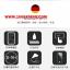 (พร้อมส่ง)เคสมือถือซัมซุงโน๊ต Case Note4 เคสนิ่มใสสไตล์ฝาพับรุ่นพิเศษกันกระแทกกันรอยขีดข่วน สีทอง thumbnail 7