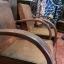 ชุดเก้าอี้รถถังแขนโค้ง ขาเหลาหุ้มปลอกทองเหลือง รหัส11457cw thumbnail 8