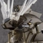 1/35 Display Head RX-O Unicorn Gundam Banshee Bust thumbnail 3