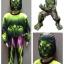 Hulk (งานลิขสิทธิ์) ชุดแฟนซีเด็กฮัอล์ค 3 ชิ้น เสื้อ กางเกง & หน้ากาก ให้คุณหนูๆ ได้ใส่ตามจิตนาการ ผ้ามัน Polyester ใส่สบายค่ะ หรือจะใส่เป็นชุดนอนก็ได้ค่ะ size 4, 6, 8, 10 thumbnail 1