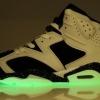 Nike Air Jordan VI Glow in the dark